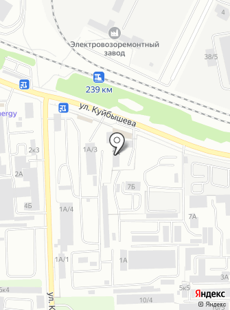 Авитал-Авто на карте