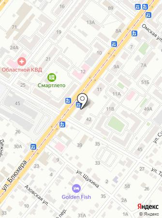 Автоман74.рф на карте