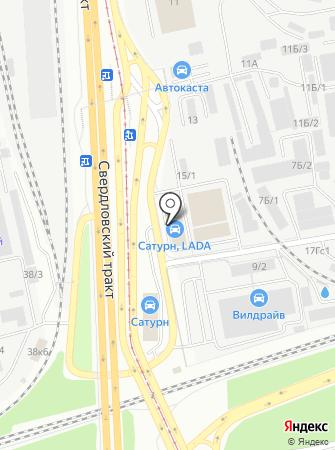 Suzuki на карте