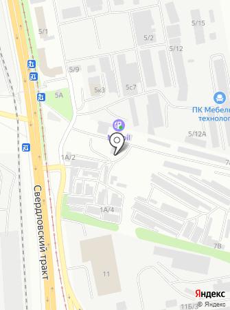 Ремонт-93 на карте