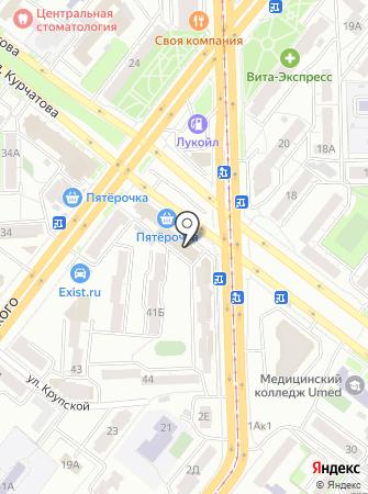 Драйв Корпорэйшн на карте