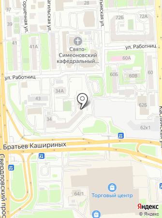 Авторезерв.рф на карте