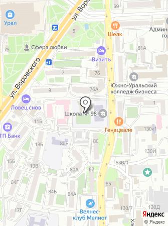 Benelly-Auto на карте