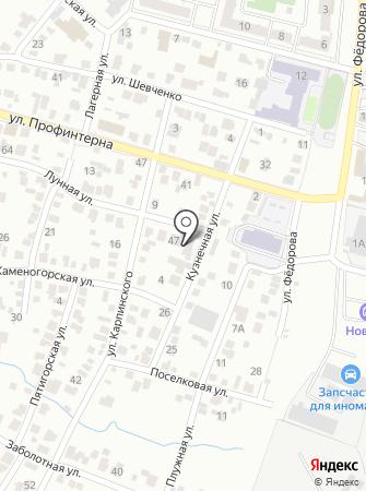 Метеорит АвтоЧел на карте