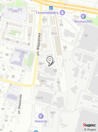 Эвакуатор74 на карте