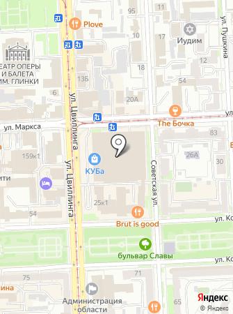 Ин Авто на карте