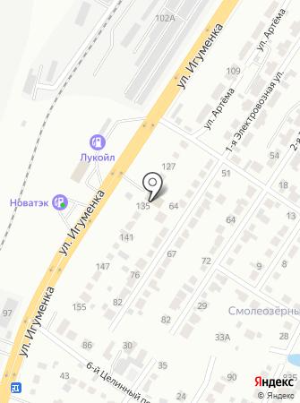 Re-styling на карте