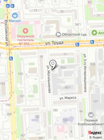 АварКом74 на карте