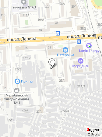 Топ Трейд на карте