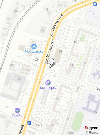 K-Motors на карте