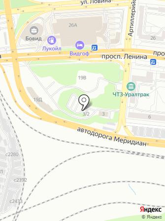 Рем Авто+ на карте