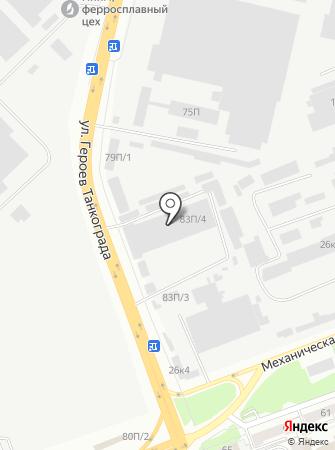 Промсервис и Оборудование на карте