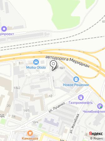 AutoDelo на карте
