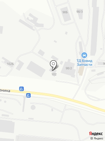 RPM Service на карте