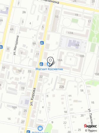 DiAl на карте