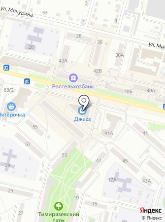А-ВЕРС на карте