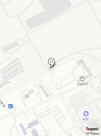 ТМК Чермет-Екатеринбург на карте