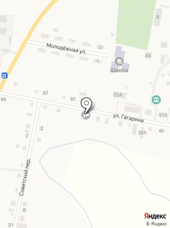 Администрация Бархатовского сельского поселения на карте