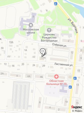 Тюмень-Инжиниринг на карте
