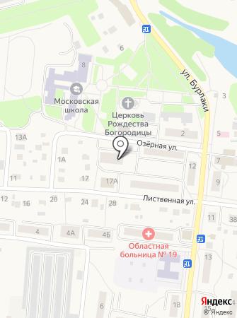 Центр платных услуг на карте
