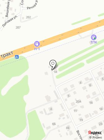 СадКо на карте