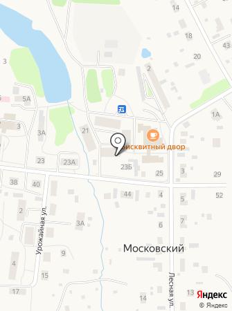 ОПТИМ-ТУР на карте