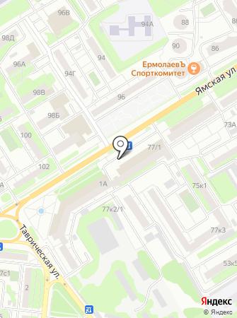 Vita Bassa на карте