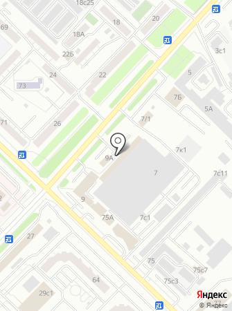 Переплетная мастерская на карте
