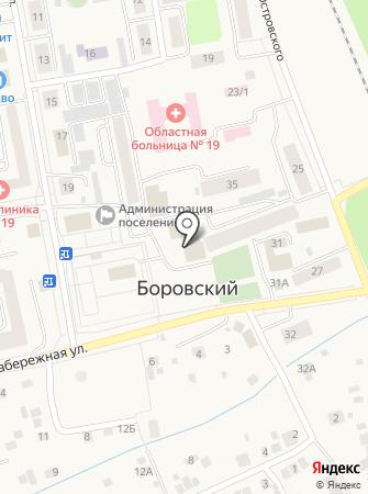 ВИТАЛ на карте