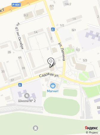 Салон фотоуслуг и термопечати на карте