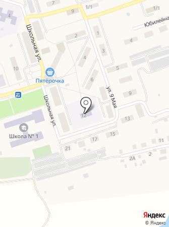 Золотой петушок на карте