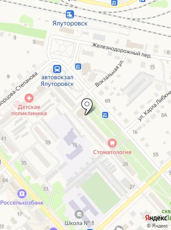ТЕХНО-SALE на карте
