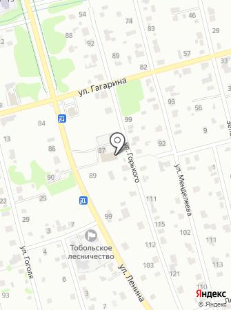 Solidсервис на карте