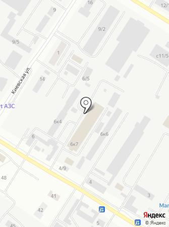 Строй-Ка на карте