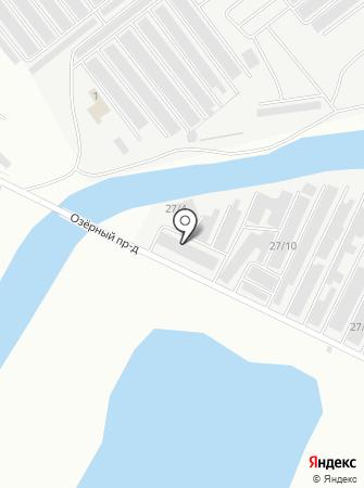 Арт-Тюнинг на карте