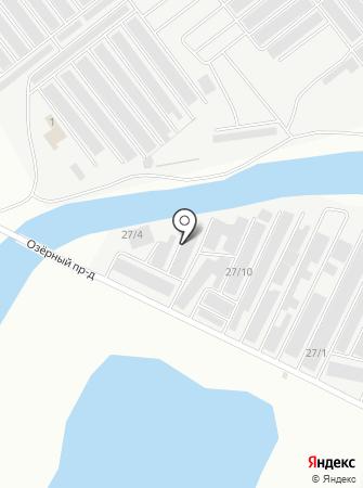 RESTYLING AUTO на карте