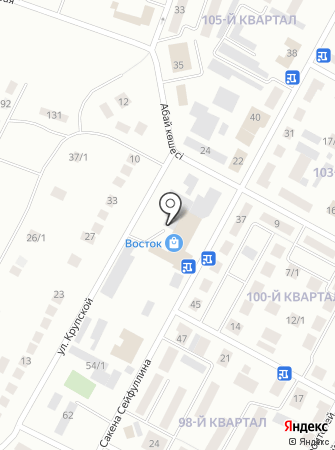 Магазин автозапчастей на немецкое и японское авто на ул. Калинина на карте