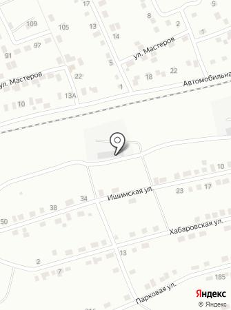 Кишов П.В. на карте