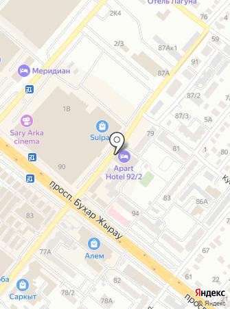 Archstudio на карте
