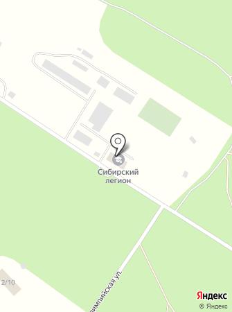 Пейнтбунт на карте