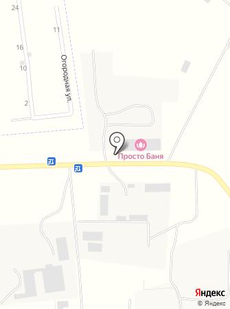 Юсуф на карте