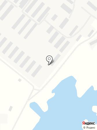 Кайрат на карте