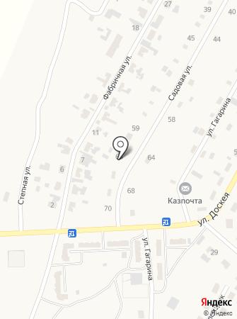 РАХМЕТ, ОО на карте
