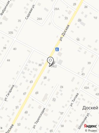 Участковый пункт полиции №5 на карте