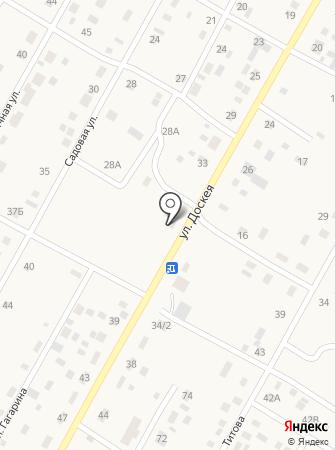 Мадина на карте
