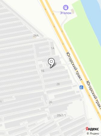 S.O.V. Audio на карте