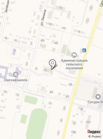 На Горке на карте