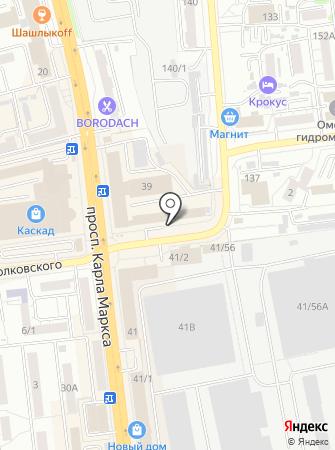AliveMax на карте