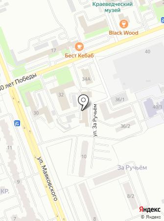 Студия озвучивания машин на карте
