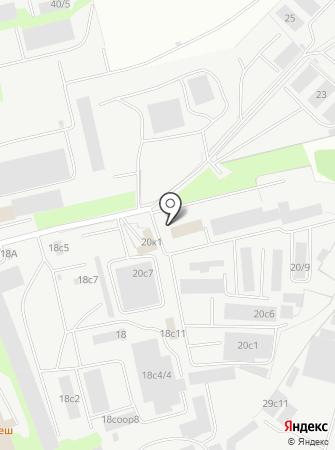 ПрофКомОкно на карте